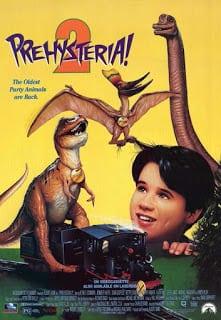 Prehysteria! 2 (1994) ไดโนเสาร์กับมิติพิศวง 2