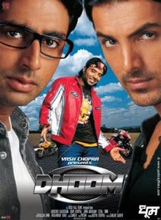 Dhoom (2004) ดูม ภาค1