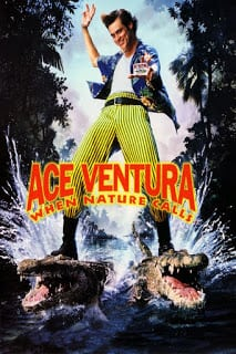 Ace Ventura: When Nature Calls (1995) ซูเปอร์เก็ก กวนเทวดา