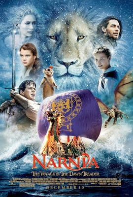 The Chronicles of Narnia: The Voyage of the Dawn Treader (2010) อภินิหารตำนานแห่งนาร์เนีย 3 : ผจญภัยโพ้นทะเล