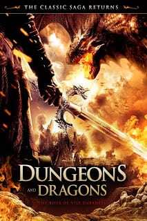 Dungeons & Dragons: The Book of Vile Darkness (2012) ศึกพ่อมดฝูงมังกรบิน 3