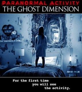 Paranormal Activity: The Ghost Dimension (2015) Theatrical Cut เรียลลิตี้ขนหัวลุก มิติปีศาจ [Soundtrack บรรยายไทยบลูเรย์มาสเตอร์]