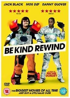 Be Kind Rewind (2008) ใครจะว่า…หนังข้าเนี๊ยะแหละเจ๋ง