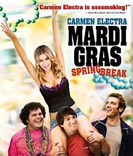 Mardi Gras Spring Break (2011) สามโจ๋ซ่าส์ปาร์ตี้สะบึม