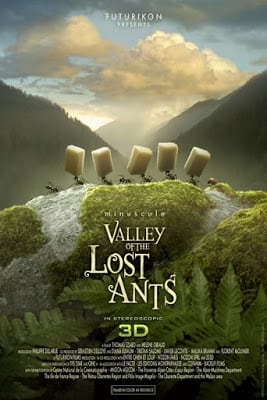 Minuscule: Valley of the Lost Ants (2013) หุบเขาจิ๋วของเจ้ามด