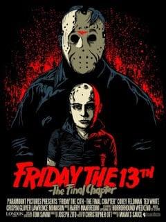 Friday the 13th Part IV The Final Chapter (1984) ศุกร์ 13 ฝันหวาน ภาค 4 (บรรยายไทย)