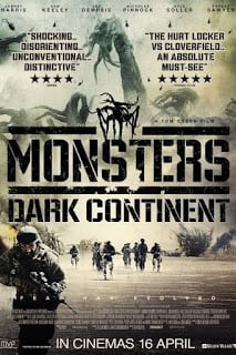 Monsters: Dark Continent (2014) สงครามฝูงเขมือบโลก