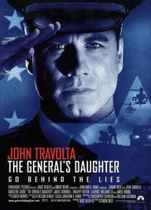 The General's Daughter (1999) อหังการ์ฆ่าสะท้านโลก (เสียงไทย + ซับไทย)
