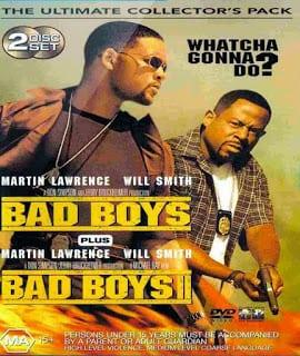 Bad Boys 1-2 แบดบอยส์ คู่หูขวางนรก 1-2 Full HQ ทุกภาค