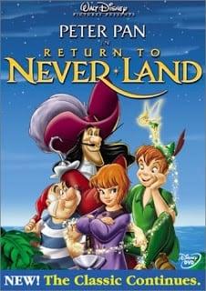 Peter Pan 2 Return to Neverland (2002) ปีเตอร์แพน ภาค 2