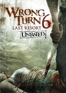 Wrong Turn 6: Last Resort (2014) หวีดเขมือบคน ภาค 6: รีสอร์ทอำมหิต