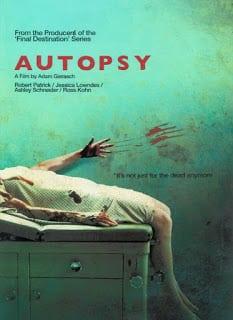 Autopsy (2008) โรงพยาบาลโหด..โคตรอำมหิต