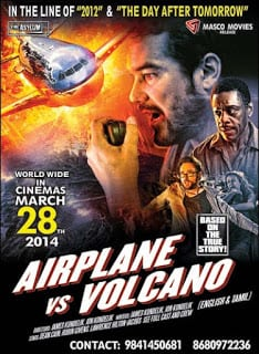 Airplane vs. Volcano (2014) เที่ยวบินนรกฝ่าภูเขาไฟ