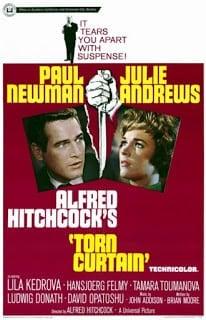 Torn Curtain (1966) หนีนรกม่านเหล็ก