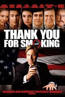 Thank You for Smoking (2005) แผนเด็ดพีอาร์สมองเสธ [Soundtrack บรรยายไทยมาสเตอร์]