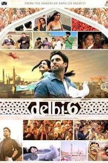 Delhi-6 (2009) เดลฮี สวรรค์แดนภารตะ