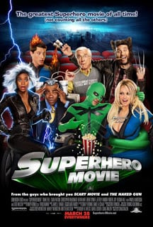 Superhero Movie (2008) ไอ้แมงปอแมน ฮีโร่ซุปเปอร์รั่ว