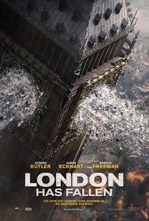 London Has Fallen (2016) ผ่ายุทธการถล่มลอนดอน