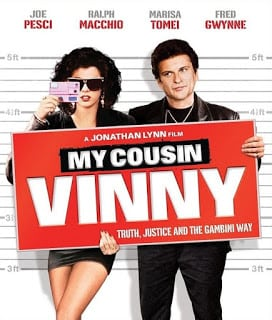 My Cousin Vinny (1992) วินนี่ ญาติพี่รวมมิตร