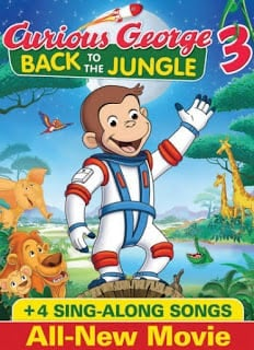 Curious George 3: Back to the Jungle (2015) จ๋อจอร์จจุ้นระเบิด 3: คืนสู่ป่ามหาสนุก