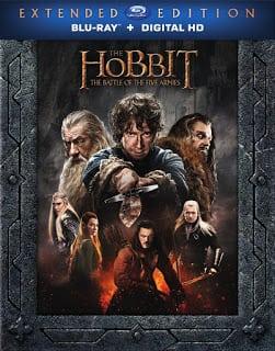 The Hobbit: The Battle of the Five Armies (2014) เดอะ ฮอบบิท: สงครามห้าทัพ [Extended Cut  Edition ยาวกว่าเดิม 20 นาที] [Soundtrack บรรยายไทยบลูเรย์มาสเตอร์]