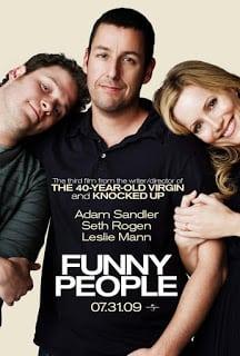 Funny People (2009) เดี่ยวตลกตกไม่ตาย