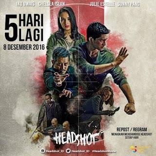 Headshot (2016) สงครามปืนเดือด