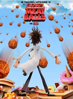 Cloudy with a Chance of Meatballs (2009) มหัศจรรย์ลูกชิ้นตกทะลุมิติ [Soundtrack บรรยายไทย]