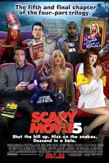 Scary Movie 5 (2013) ยำหนังจี้ เรียลลิตี้หลุดโลก ภาค 5