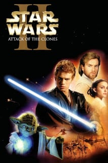 Star Wars: Episode II – Attack of the Clones (2002) สตาร์ วอร์ส เอพพิโซด 2: กองทัพโคลนส์จู่โจม