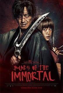 Blade of the Immortal (2017) ฤทธิ์ดาบไร้ปราณี (ซับไทย)