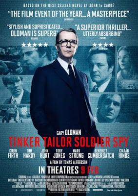 Tinker Tailor Soldier Spy (2011) ถอดรหัสสายลับพันหน้า
