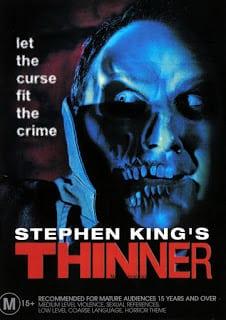 Stephen King Thinner (1996) ผอมสยอง ไม่เชื่ออย่าลบหลู่