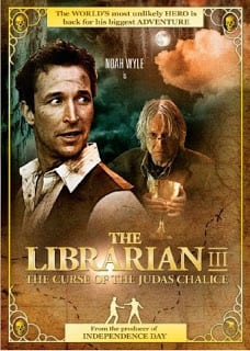 The Librarian The Curse of the Judas Chalice (2008) ภาค 3 (ซับไทย)