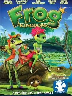 Frog Kingdom (2015) แก๊งอ๊บอ๊บ เจ้ากบจอมกวน