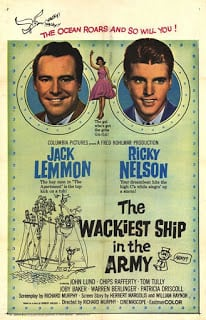 The Wackiest Ship in the Army (1960) [Soundtrack บรรยายไทย]