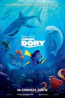 Finding Dory (2016) ผจญภัยดอรี่ขี้ลืม