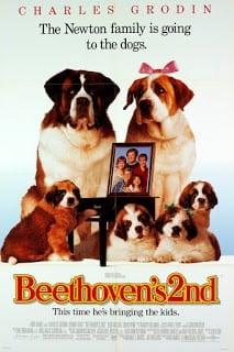 Beethoven s 2nd (1993) บีโธเฟ่น ชื่อหมาแต่ไม่ใช่หมา ภาค 2