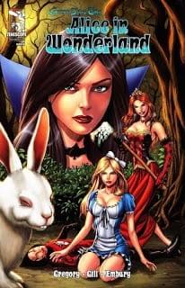 Alice in Wonderland (2012) อลิซในแดนมหัศจรรย์