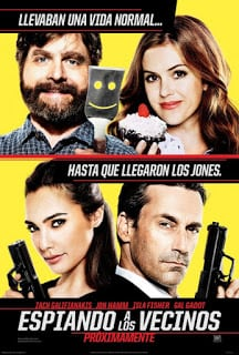 Keeping Up with the Joneses {ซับไทย} (2016)