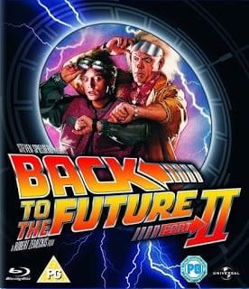 Back to the Future Part II (1989) เจาะเวลาหาอดีต ภาค 2