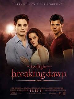 Vampire Twilight 4 Saga Breaking Dawn Part 1 (2011) แวมไพร์ ทไวไลท์ ภาค 4 เบรกกิ้งดอน ตอนที่ 1