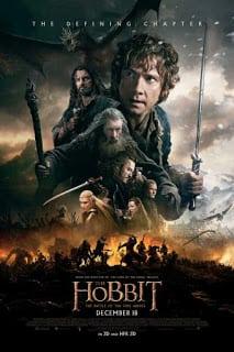The Hobbit 3: The Battle of the Five Armies (2014) เดอะ ฮอบบิท 3: สงครามห้าเหล่าทัพ [EXTENDED CUT EDITION ยาวกว่าเดิม 20 นาที]