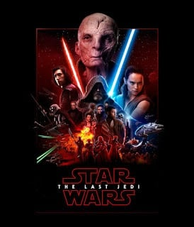 Star Wars Episode VIII – The Last Jedi (2017) สตาร์ วอร์ส: ปัจฉิมบทแห่งเจได