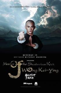Master of the Shadowless Kick Wong Kei-Ying (2017) ยอดยุทธ พ่อหนุ่มหมัดเมา 2