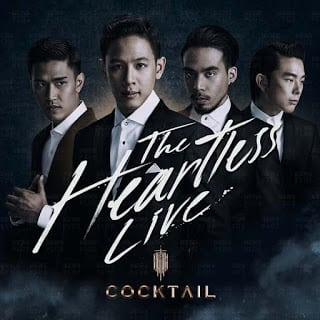 Concert Cocktail The Heartless Live (2015)