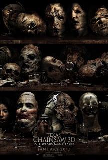 Texas Chainsaw 3D (2013) สิงหาต้องสับ 3D