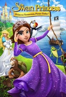 The Swan Princess A Princess Tomorrow A Pirate Today (2016) เจ้าหญิงหงส์ขาว ตอน ผจญภัยเจ้าหญิงโจรสลัด