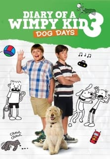 Diary of a Wimpy Kid: Dog Days (2012) ไดอารี่ของเด็กไม่เอาถ่าน 3