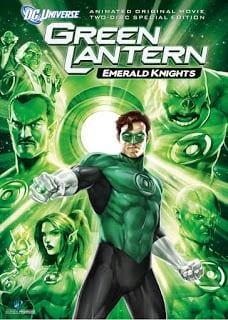 Green Lantern: Emerald Knights (2011) กรีน แลนเทิร์น อัศวินพิทักษ์จักรวาล